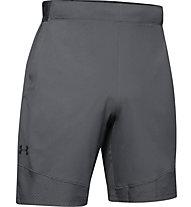Under Armour Vanish Woven Novelty - pantaloni fitness - uomo, Grey
