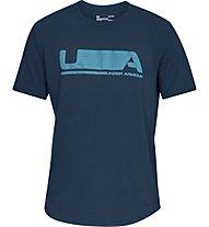 Under Armour Versa Tee - T-shirt fitness - uomo, Light Blue