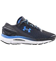 Under Armour W Speedform Gemini 2.1 - Neutral Laufschuh Damen, Grey/White