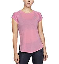 Under Armour Streaker 2.0 Shift - Laufshirt - Damen, Pink
