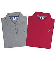 Up&Down Polo Shirt S/S, Red
