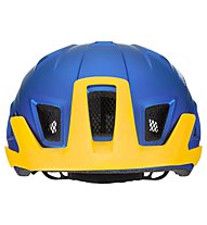 Uvex Access - casco MTB, Blue/Yellow