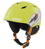 Uvex Airwing 2 Pro - Skihelm Kinder, Yellow Star