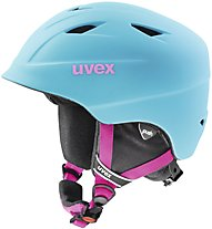 Uvex Airwing 2 Pro - Skihelm - Kinder, Light Blue
