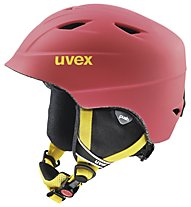 Uvex Airwing 2 Pro - Skihelm Kinder, Chilired Mat