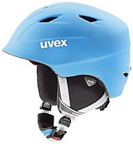 Uvex Airwing 2 Pro - casco da sci - bambino, Blue