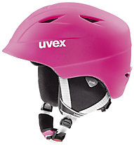 Uvex Airwing 2 Pro - Skihelm Kinder, Pink Mat