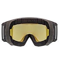 Uvex Athletic CV - Skibrille, Black Mat