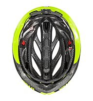 Uvex Boss Race - casco bici - uomo, Black/Yellow