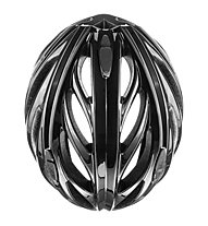 Uvex Boss Race - casco bici - uomo, Black