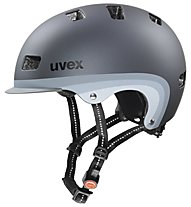 Uvex City 5 - casco bici, Grey