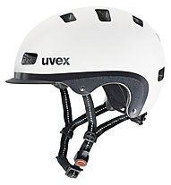 Uvex City 5 Radhelm, White