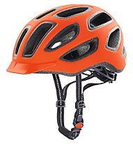Uvex City E - casco bici, Orange