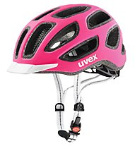 Uvex City E - casco bici, Pink