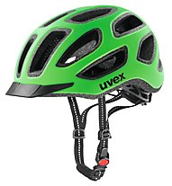 Uvex City E - casco bici, Green