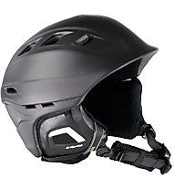 Uvex Comanche 2 - casco sci, Black
