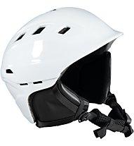 Uvex comanche 2 pure - Casco Snowboard, White Shiny