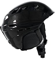 Uvex Comanche 2 Pure - Skihelm, Black Mat