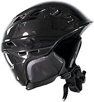 Uvex Comanche 2 Pure - Skihelm, Black