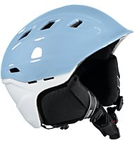 Uvex Comanche 2 Pure - Skihelm, Light Blue/White