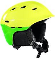 Uvex Comanche 2 Pure - Skihelm, Yellow/Green