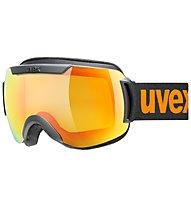 Uvex Downhill 2000 CV - maschera sci, Mat Black