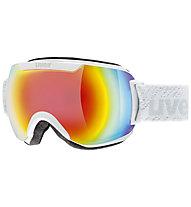 Uvex Downhill 2000 FM - Skibrille, White Mat