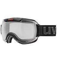 Uvex Downhill 2000 VP X - Skibrille, Black/Orange