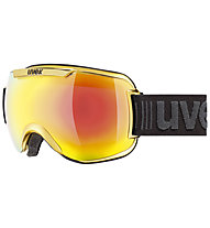 Uvex Downhill 2000 Race - Skibrille, Yellow Chrome