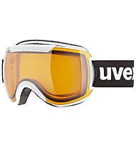 Uvex Downhill 2000 Race - Skibrille, White
