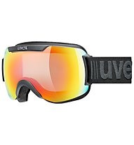 Uvex Downhill 2000 V - Skibrille, Black Mat