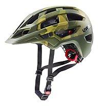 Uvex Finale 2.0 - casco bici - uomo, Green/Brown