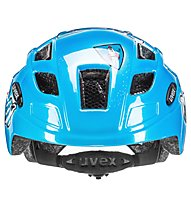 Uvex Finale Junior LED - Radhelm - Kinder, Blue