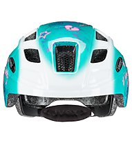 Uvex Finale Junior LED - Radhelm - Kinder, Light Green