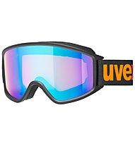 Uvex G.GL 3000 CV - Skibrille, Black