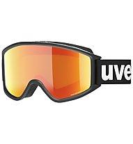 Uvex G.GL 3000 CV - Skibrille, Black Mat