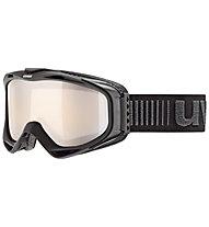 Uvex g.gl 300 VLM - Skimaske, Black Mat