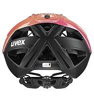Uvex Gravel X - Radhelm, Pink/Orange