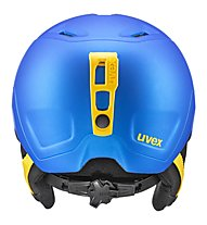 Uvex Heyya Pro - Skihelm - Kinder, Blue/Yellow