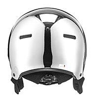 Uvex Hlmt500 Visor Chrome LTD - casco sci, Silver Chrome