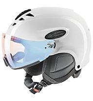 Uvex Hlmt 300 vario - Skihelm, White