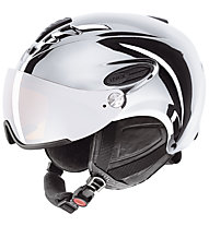 Uvex Hlmt300 Visor Chrome LTD - Skihelm, Chrome