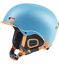 Uvex Hlmt 5 Core - casco freeride, Blue