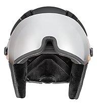 Uvex Hlmt 600 Visor - Skihelm, Black Mat