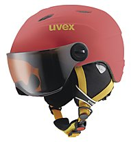 Uvex Junior Visor Pro, Chilired Mat