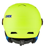 Uvex Junior Visor Pro - Kinder-Skihelm, Yellow Neon mat