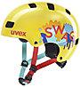 Uvex Kid 3 - Casco da ciclismo hard shell - bambini, Yellow