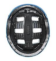 Uvex Kid 3 CC - casco bici - bambino, Blue