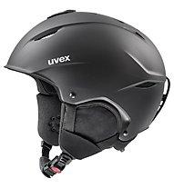 Uvex Magnum - Skihelm, Black Mat