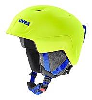 Uvex Manic Pro - Skihelm - Kinder, Yellow